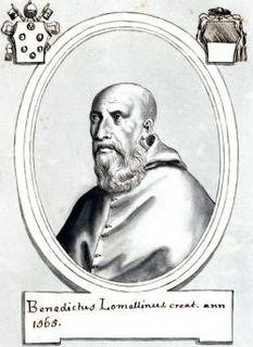 Benedetto Lomellini Italian Roman Catholic bishop and cardinal