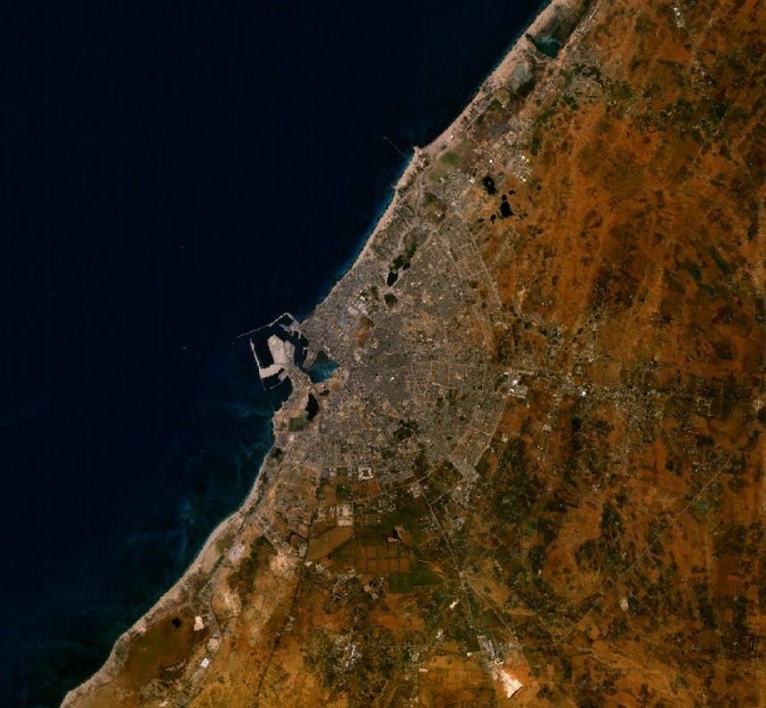 Benghazi 20.08955E 32.10942N