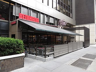Benihana - Benihana on West 56th Street in New York City