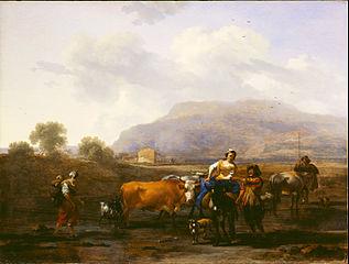 Travelling Peasants