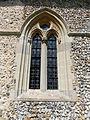 Berden St Nicholas exterior - 08 chancel window.jpg
