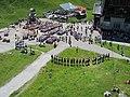 Berggottesdienst am Edmund-Probst-Haus - panoramio.jpg
