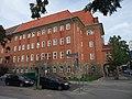 Berlin Weissensee Pistoriusstrasse 17 Ledigenwohnheim view from SW.JPG