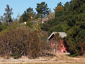 National Register of Historic Places listings in Monterey County, California - Image: Berwick Manor & Orchard