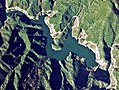 Besshi Dam lake survey 1975.jpg