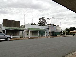 Beulah, Victoria Town in Victoria, Australia