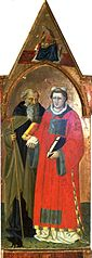 Saint Anthony and Saint Stephen