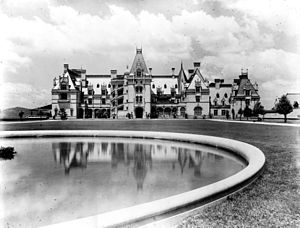 Biltmore Estate - The Biltmore Estate (c. 1900)