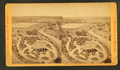 Bird's-eye view from Observatory. George's Hill, Fairmont Park, by Cremer, James, 1821-1893.png