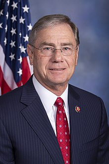 Blaine Luetkemeyer, Official Portrait, 116th congress.jpg