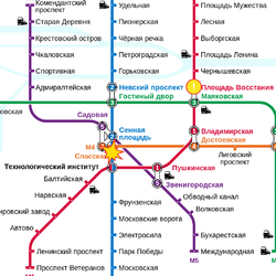 Image result for st petersburg metro