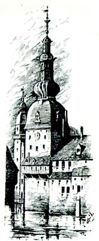Blåtårn - Blåtårn.