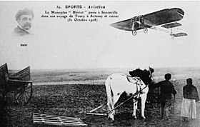 Image illustrative de l'article Blériot VIII
