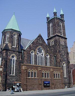 Bloor Street United Church - Image: Bloor United