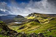 Blue is coming in Quiraing (14942990740)
