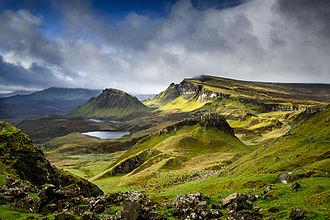 Scottish Highlands - Isle of Skye