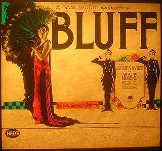 <i>Bluff</i> (1924 film) 1924 film by Sam Wood