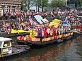 Boat 37 Upstream Amsterdam, Canal Parade Amsterdam 2017 foto 1.JPG