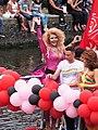 Boat 65 PvdA Roze Netwerk, Canal Parade Amsterdam 2017 foto 8.JPG