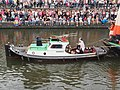 Boat 72 PinkHockey Amsterdam, Canal Parade Amsterdam 2017 foto 8, sleepboot Koerier ENI 0200623.JPG