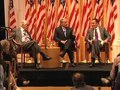 File:Bob Woodward and Ben Bradlee at the Nixon Library, part II.webm