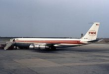 Boeing 707-331B, Trans World Airlines (TWA) JP5933450.jpg