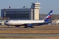VP-BAY - A321 - Aeroflot