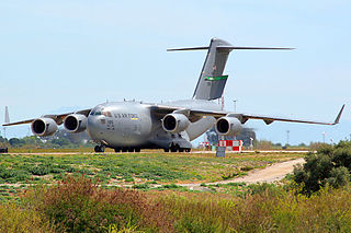 62nd Airlift Wing Unit of US Air Force, part of Air Mobility Command