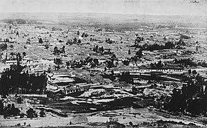 Timeline of Bogotá - Overview of Bogotá 1893