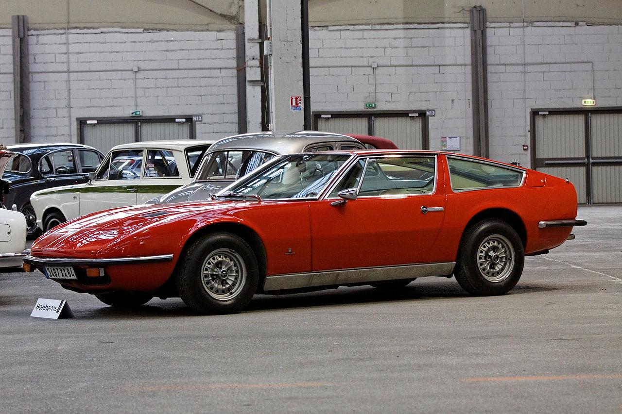 File:Bonhams - The Paris Sale 2012 - Maserati Indy 4900 ...