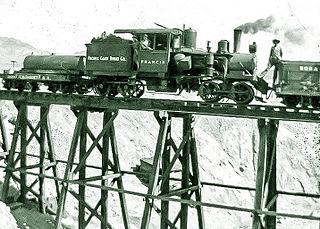 Borate and Daggett Railroad