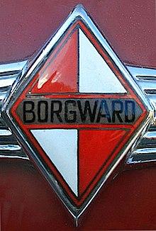 Borgward — Wikipédia