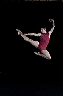 Western stereotype of the male ballet dancer - Wikipedia