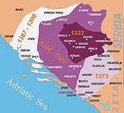 Bosnia kingdom in the XIV c.jpg