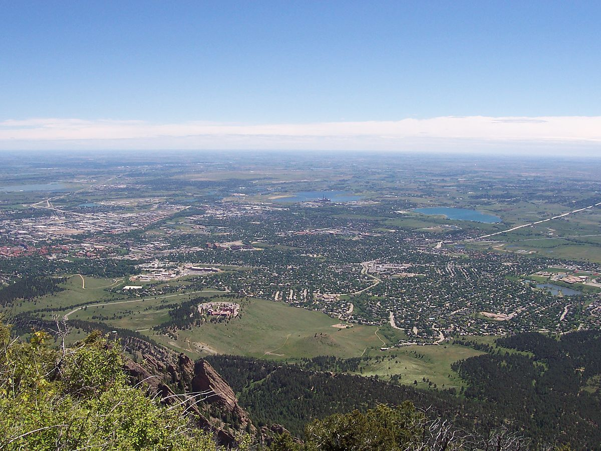 Time in boulder colorado now