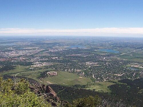 Boulder mailbbox