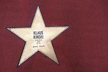 Kinski vermögen klaus Klaus Kinski: