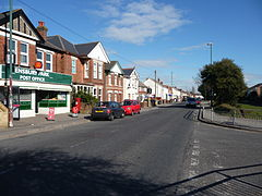 Bournemouth , Columbia Road - geograph.org.uk - 1745647.jpg