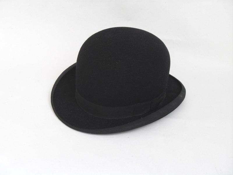 26db9e92ba1ca Bowler hat - Howling Pixel