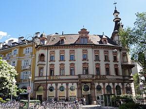 Deutsch: Bozen-Bolzano — Banca Nazionale del L...