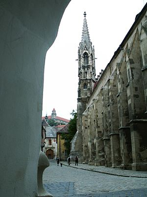 Bratislava Klarisky Convent 365ab864106