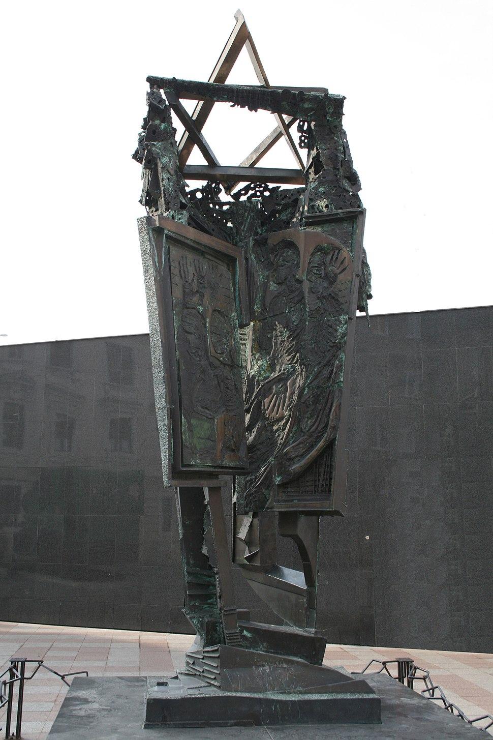 Bratislava pamatnik holokaustu