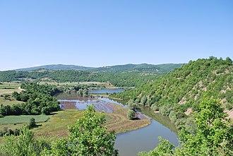 Bregalnica - Image: Bregalnica River