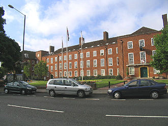 Brentwood, Essex - Brentwood's town hall
