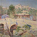 Bridge at Cagnes by Arthur Garfield Dove, 1908-1909.jpg