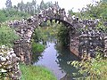 Bridge at Naigu Stone Forrest - panoramio.jpg