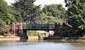 Bridge at southeast of Stanley Park lake 4.jpg