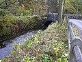 Bridge over the River Calder at Stoodley Glen - geograph.org.uk - 1550691.jpg