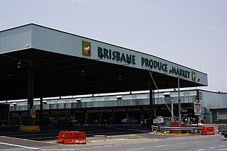 Rocklea, Queensland Suburb of Brisbane, Queensland, Australia