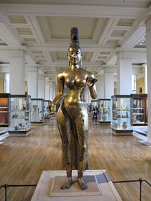 Statue of Tara at British Museum